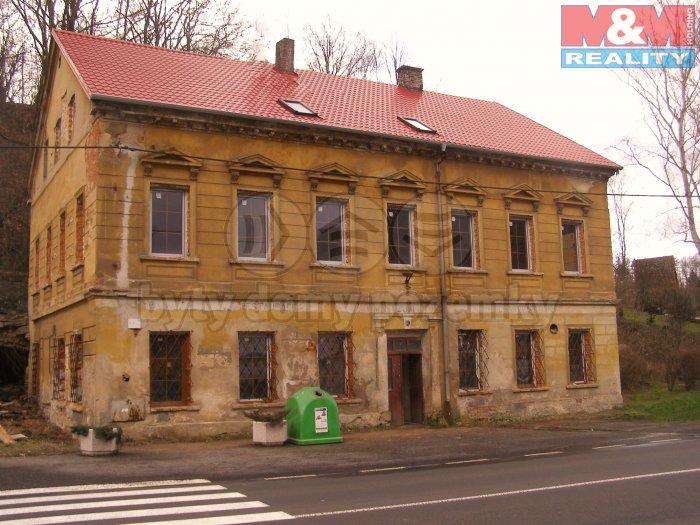 Prodej, penzion, 185 m2, Františkov nad Ploučnicí