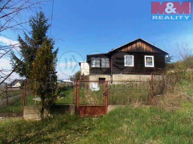 Prodej, rodinný dům 2+1, 762 m2, Mělník
