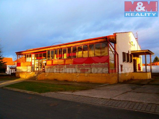 Prodej, obchodní objekt, 342 m2, Předonín