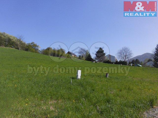 Prodej, stavební parcela, 1237 m2, Ústí nad Labem, Povrly