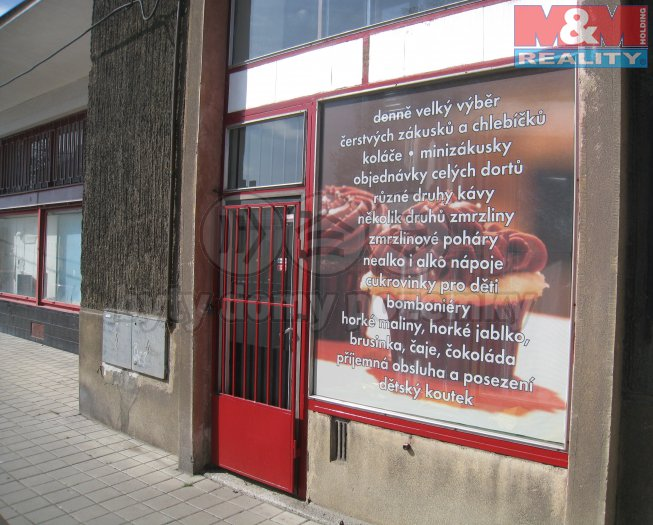 Prodej, obchodní prostory, 80 m2, Kladno - Kročehlavy