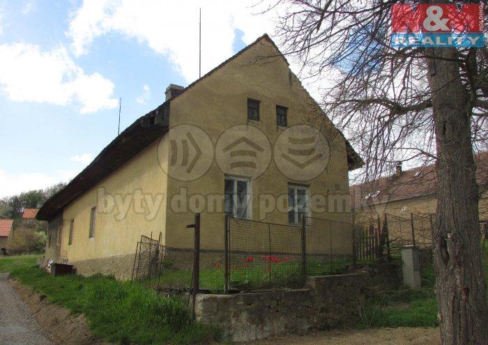 Prodej, rodinný dům, 85 m2, Sýkořice