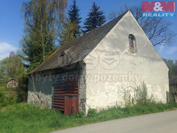 Prodej, stavební pozemek, 661m2, Hrádek n. Nisou - Václavice