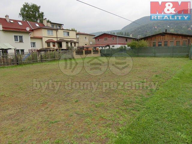 Prodej, stavební pozemek, 1551 m2, Ústí nad Labem - Vaňov