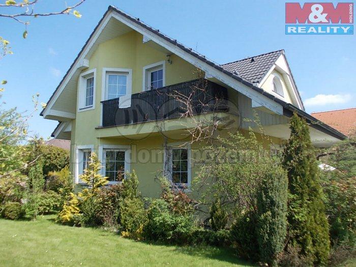 Pronájem, rodinný dům 5+kk, 246 m2, Horoměřice
