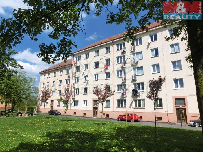 Prodej, byt 2+1, 52 m2, Sokolov, ul. Křižíkova