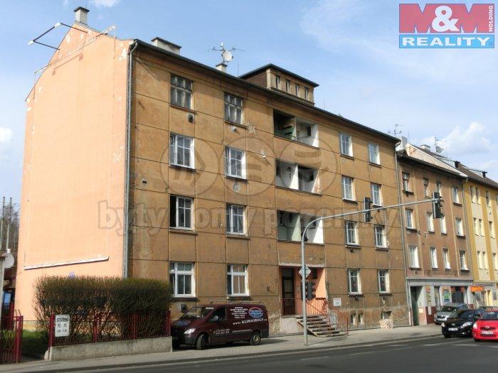 Prodej, byt 1+1, 52 m2, Karlovy Vary, ul. Chebská