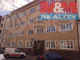 Pronájem, kancelářské prostory, 37 m2, Praha 7