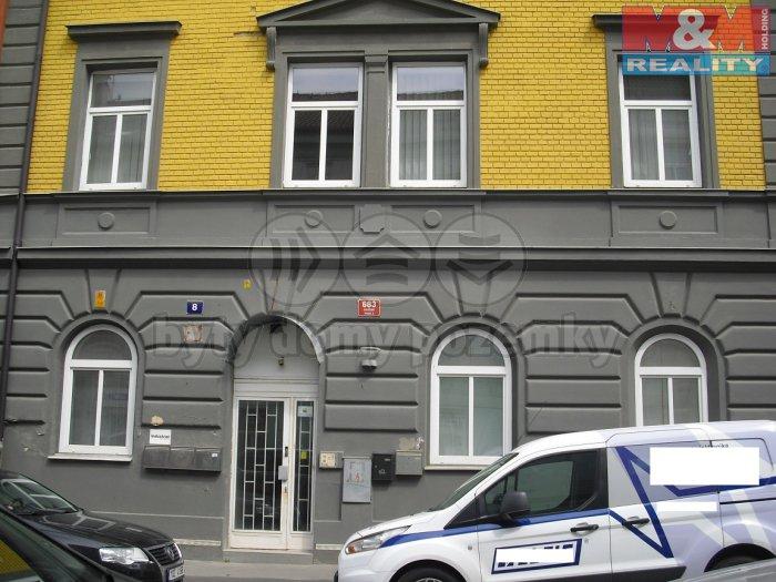 Pronájem, kanceláře, 54 m2, Praha 9 - Vysočany, ul. Kolmá
