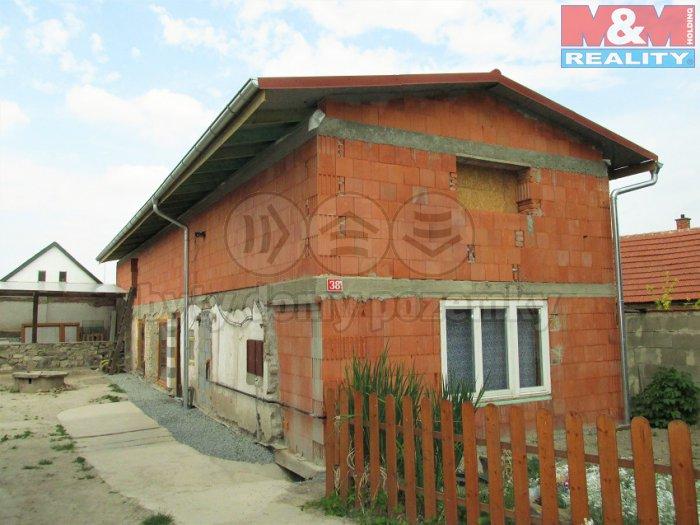 Prodej, rodinný dům, 100 m2, Odolená Voda