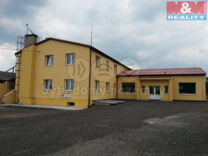 Prodej, bytový dům, 750 m2, Tisovec - Dřeveš