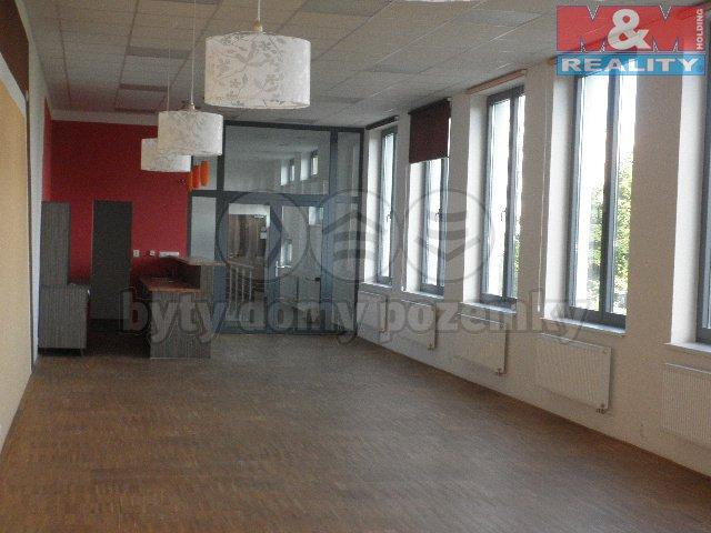 Pronájem, obchodní prostory, 230 m2, Liberec - Ruprechtice