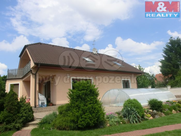 Pronájem, rodinný dům 6+kk, 360 m2, Horoměřice