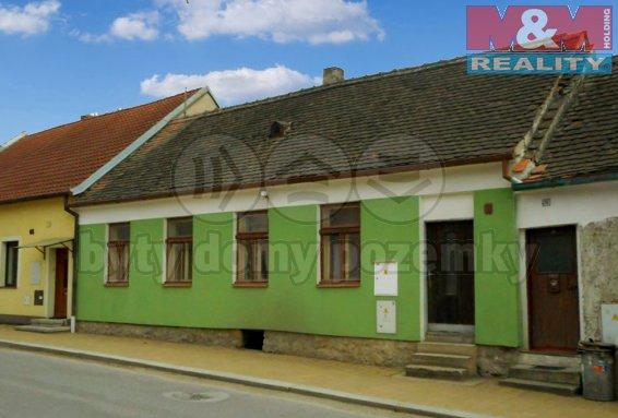 Prodej, rodinný dům 2+1, 99 m2, Slavonice