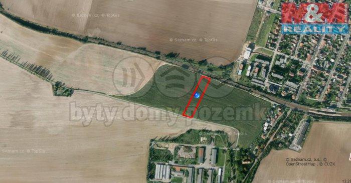 Prodej, pozemek, 4484m2, Plzeň-Křimice