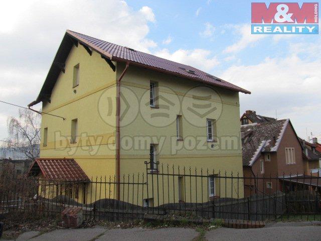 Prodej, nájemní dům, Ústí nad Labem, Klíše