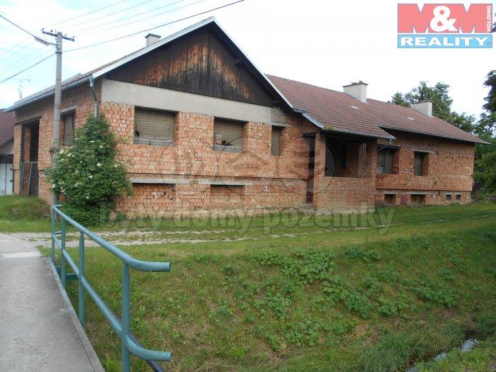 Prodej, rodinný dům, 424 m2, Hrubá Vrbka
