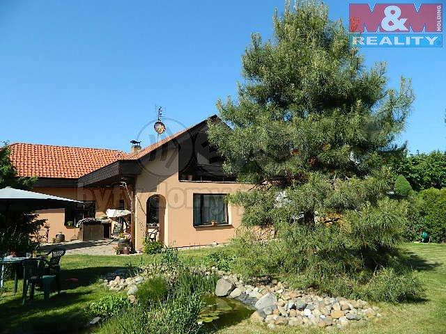Prodej, rodinný dům 5+1, 982 m2, Brozánky, Hořín