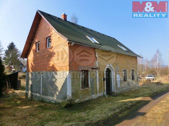 Prodej, rodinný dům 4+1, Mikulášovice