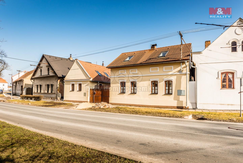 Prodej, zemědělská usedlost 6+2kk, 996 m2, Úvaly