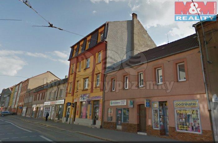 Prodej, nájemní dům, 736 m2, Plzeň
