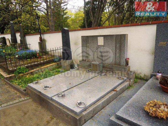 Pronájem, rodinná hrobka, 3.84 m2, Praha 6 - Břevnov