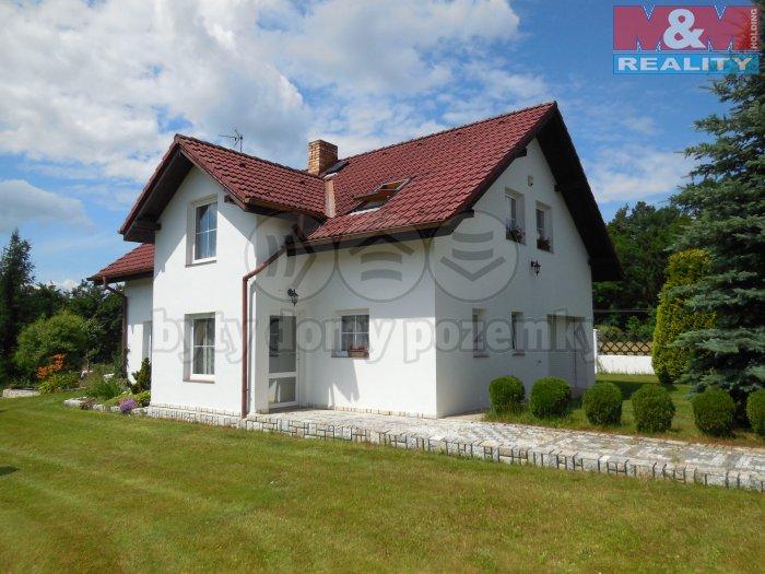 Prodej, rodinný dům 4+kk, 1467 m2, Divišov - Radonice