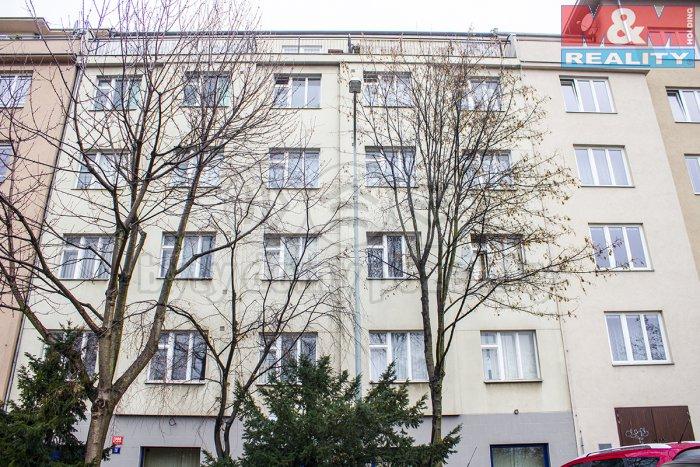 Pronájem, kanceláře, 153 m2, Praha 3 - Vinohrady