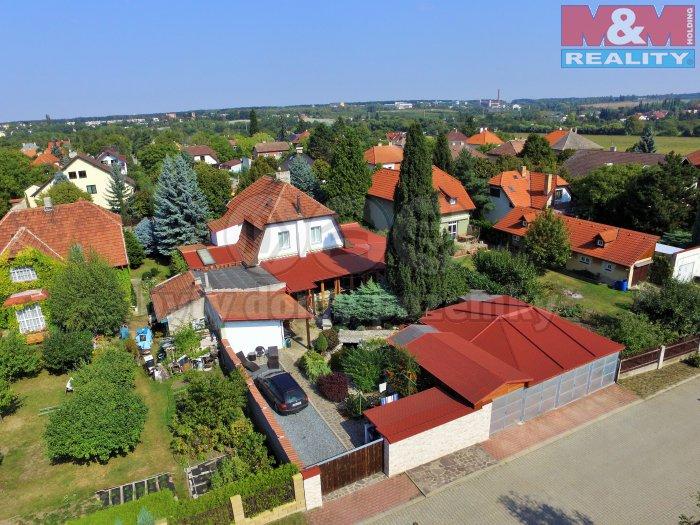 Prodej, rodinný dům 7+3, 962 m2, Praha 9 - Běchovice