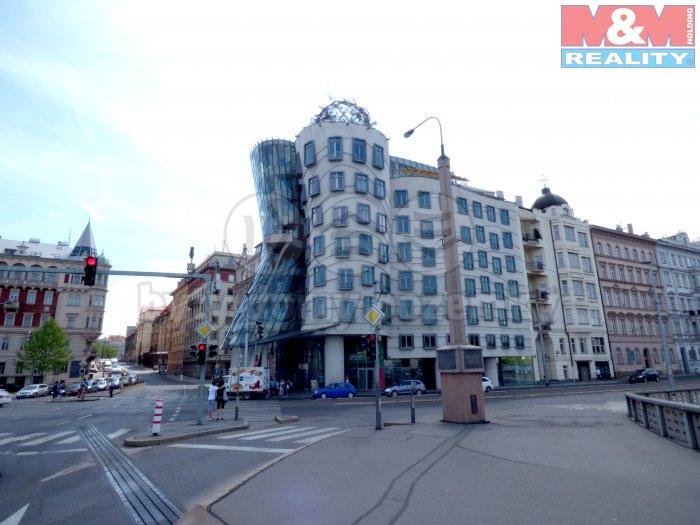Pronájem, kancelář, 15 m2, Praha - Nové Město, Tančící dům