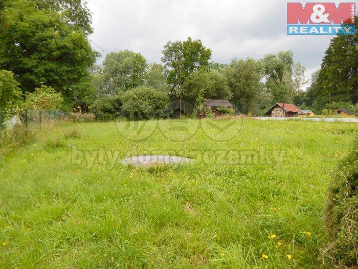 Prodej, zahrada 510 m2, Cvikov