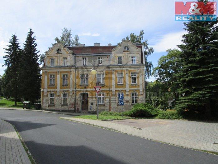 Prodej, byt 2+1, 50 m2, OV, Aš, ul. Kamenná
