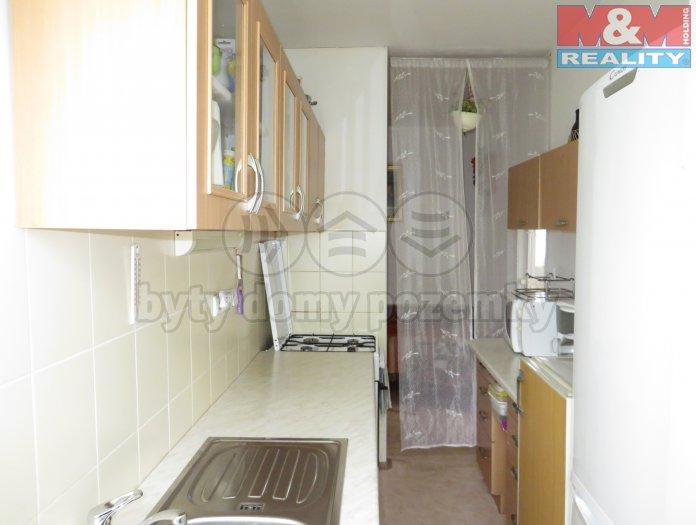 Prodej, byt 2+1, 62 m2, Vintířov