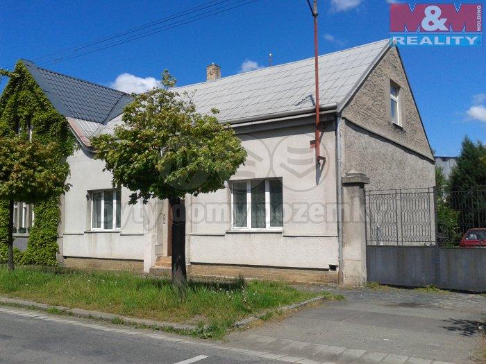 Prodej, rodinný dům 3+1, Kolín, ul. Třídvorská