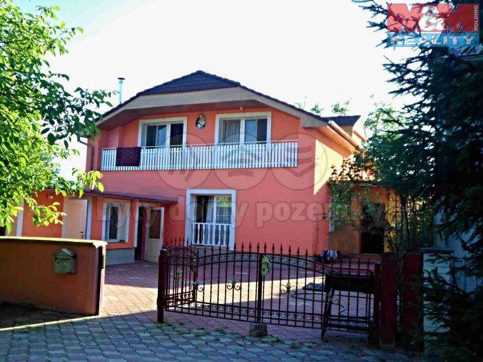 Prodej, rodinný dům 6+1, 408 m2, Praha 9 - Běchovice