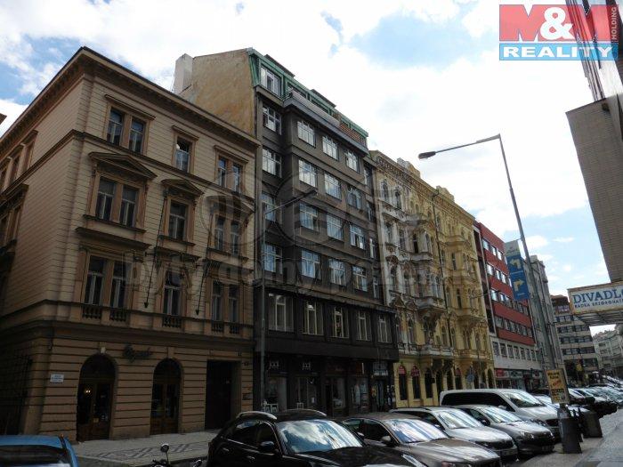 Pronájem, obchod a služby, 20 m2, Praha 1 - Nové Město