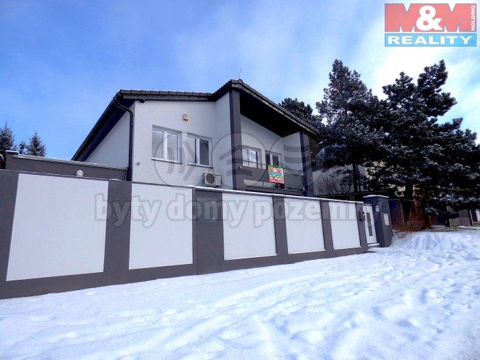 Prodej, rodinný dům, 600 m2, Říčany, ul. Táborská