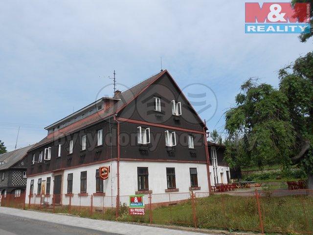 Prodej, rekreační objekt, 516 m2, Horní Podluží - Ladečka