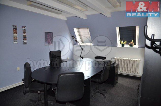 Pronájem, kancelář, 40 m2, Teplice, ul. Masarykova