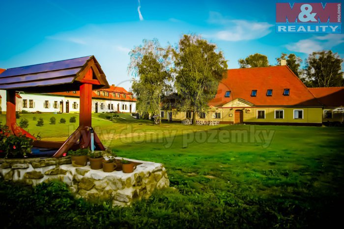 Prodej, pension, vodní nádrž, 56532 m2, Střelice u Jevišovic