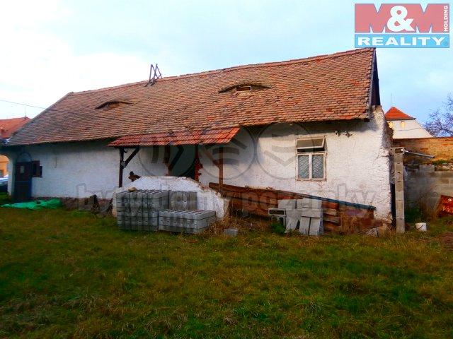 Prodej, selská usedlost, 120 m2, Děčany-Solany