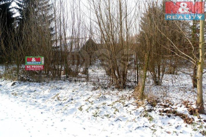 Prodej, zahrada, 1042 m2, Podmoklany