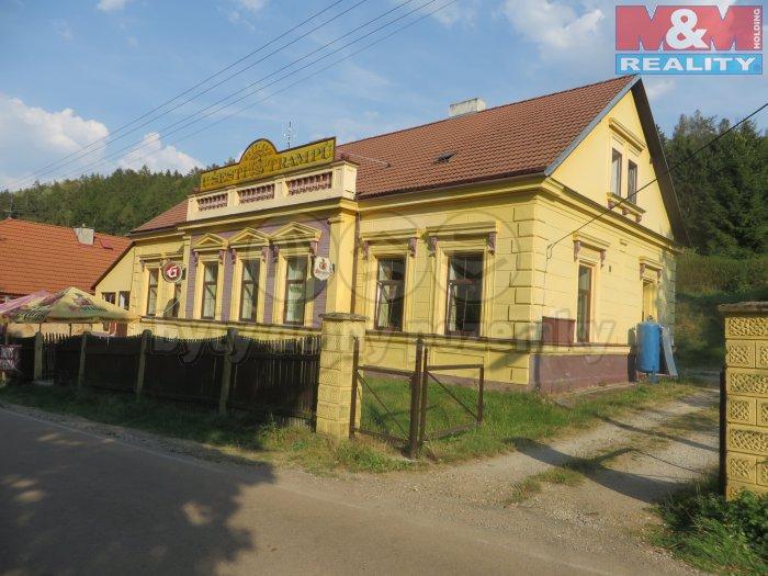 Prodej, restaurace, 2026 m2, Zvíkovec