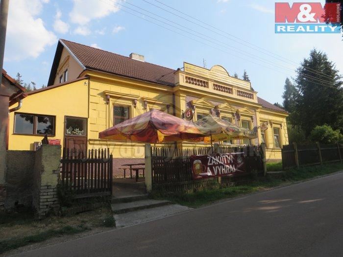 Prodej, penzion, 2026 m2, Zvíkovec