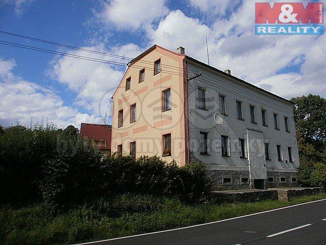 Prodej, rodinný dům, 1008 m2, Mikulášovice