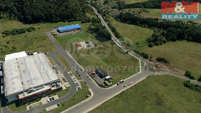 Prodej, pozemek, 9458 m2, Kadaň