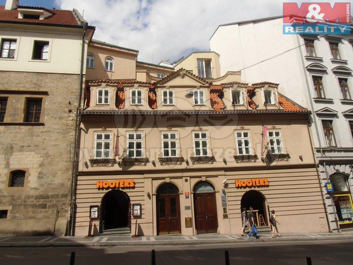 Pronájem, kancelář, 259 m2, Praha 2 - Nové Město, Vodičkova