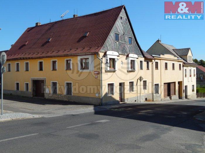 Prodej, rodinný dům, Jiřetín pod Jedlovou