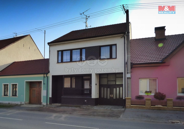 Prodej, rodinný dům 4+1, Velké Bílovice u Břeclavi
