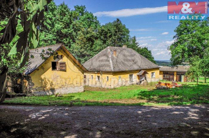 Prodej, hájovna, Olbramovice - Tomice u Votic